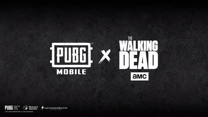 Upcoming event in PUBG Mobile: Crossover with The Walking Dead TV series