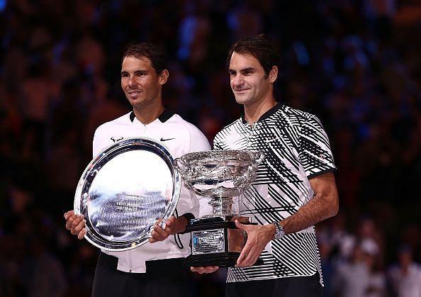 Federer beats Nadal in the 2017 Australian Open final
