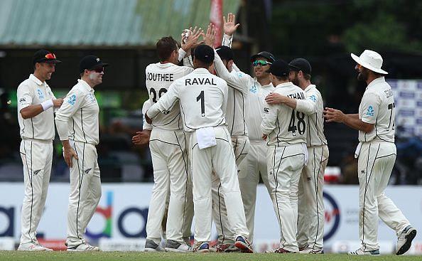 न्यूजीलैंड ने सीरीज बराबर करवाई