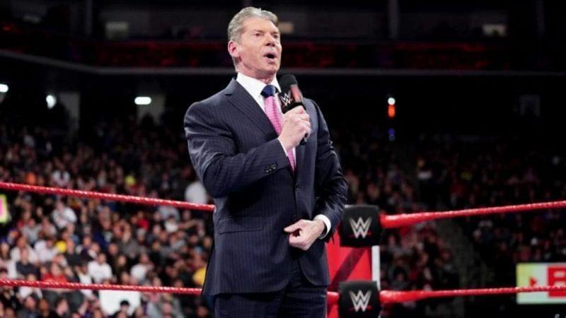 Vince McMahon, WWE Chairman