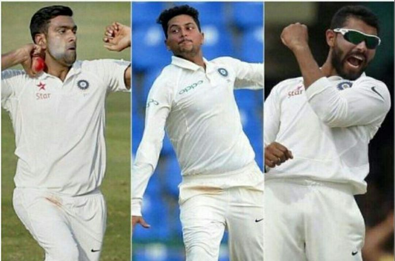 It will be a tough choice to pick between the spin trio of Kuldeep, Ashwin, and Jadeja.