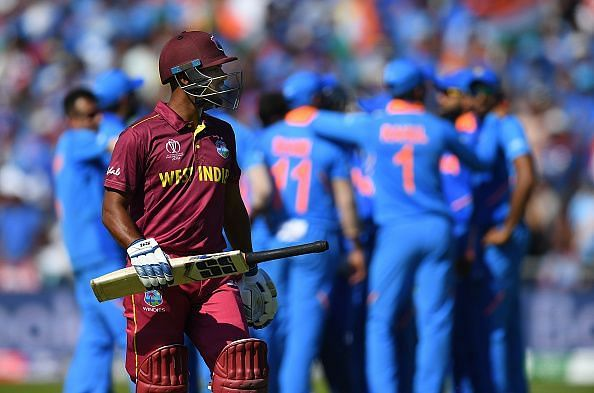 West Indies v India - ICC Cricket World Cup 2019
