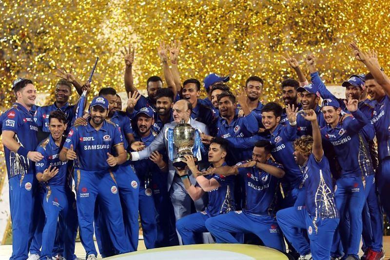 Mayank Markande was part of the winning Mumbai Indians team at IPL 2019 (picture courtesy: BCCI/iplt20.com)
