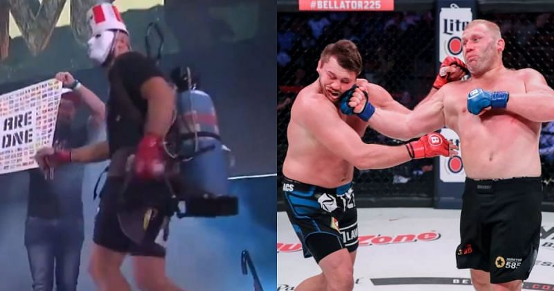 Bellator 225 was all about the finishes