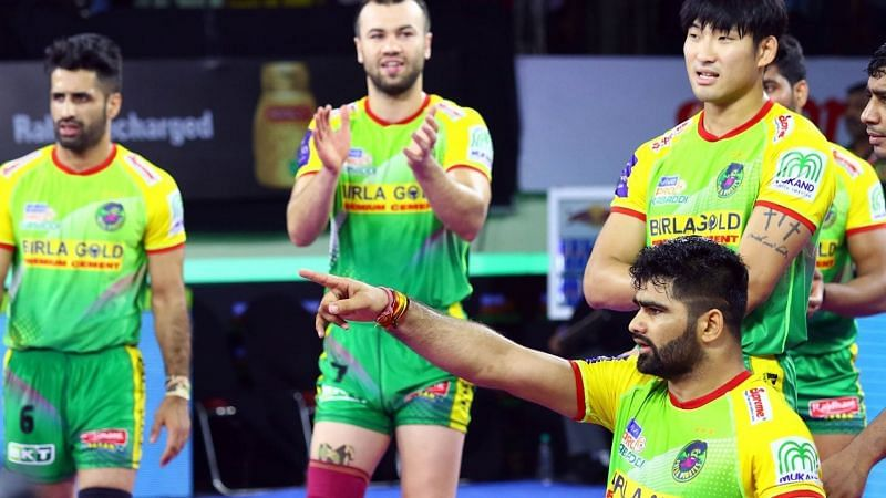 Patna Pirates couldn