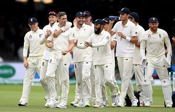 इंग्लैंड क्रिकेट टीम