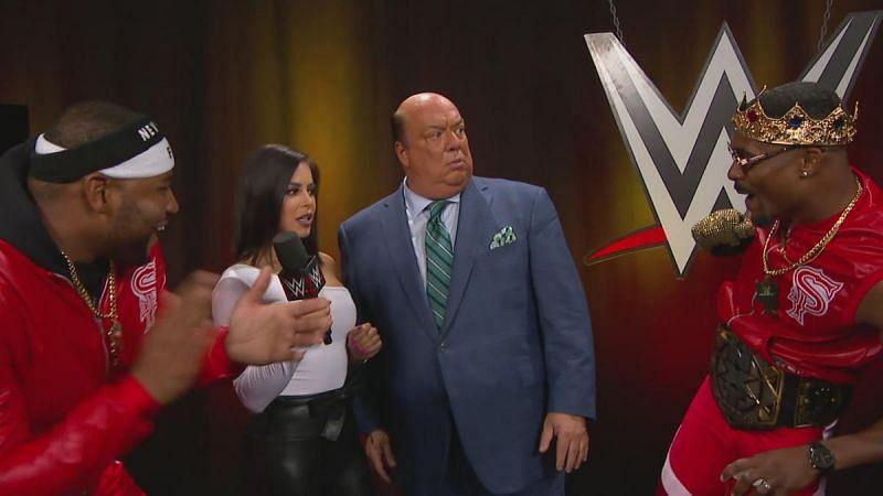 NXT से मेन रोस्टर में हुई कई स्टार्स की एंट्री