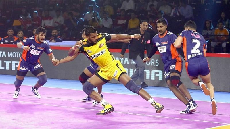 Siddharth Desai will be the key to Telugu Titans