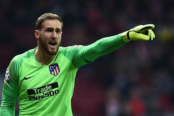Oblak has been a rock for Atletico Madrid
