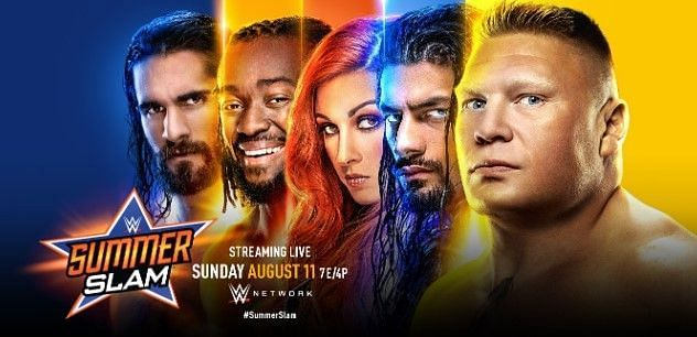 SummerSlam 2019 is expected to be an awesome show.