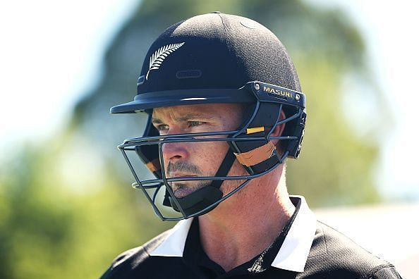 Colin Munro is an explosive opening batsman