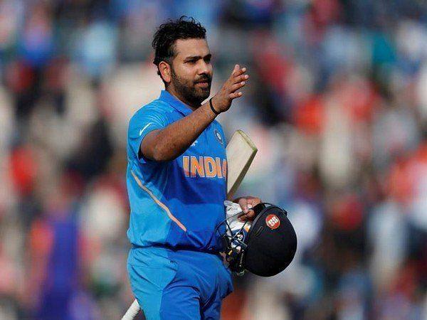 Rohit Sharma the leading run-scorer in T20I