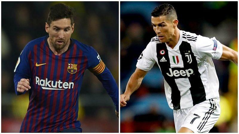 Lionel Messi and Cristiano Ronaldo are the prime contenders for Ballon d