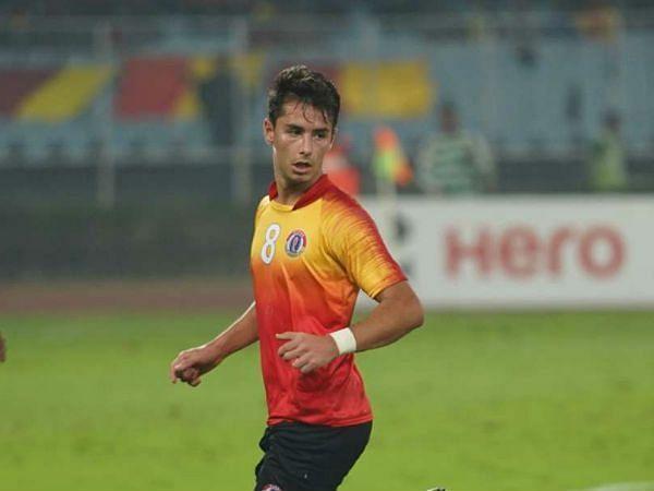 Jaime Santos scored in the last