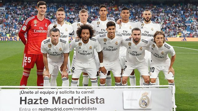 Real Madrid have a much stronger squad than Chelsea