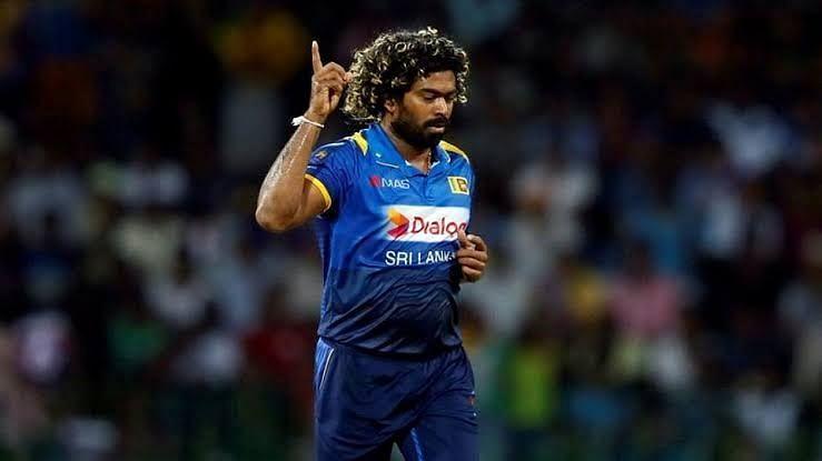 Malinga claimed the wicket of Mustafizur Rahman with his last ball.