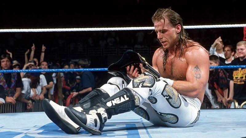 Shawn Michaels: Boyhood dream came true at WrestleMania XII