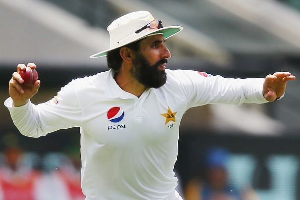 Former test captain Misbah- ul-Haq is linked with the role.