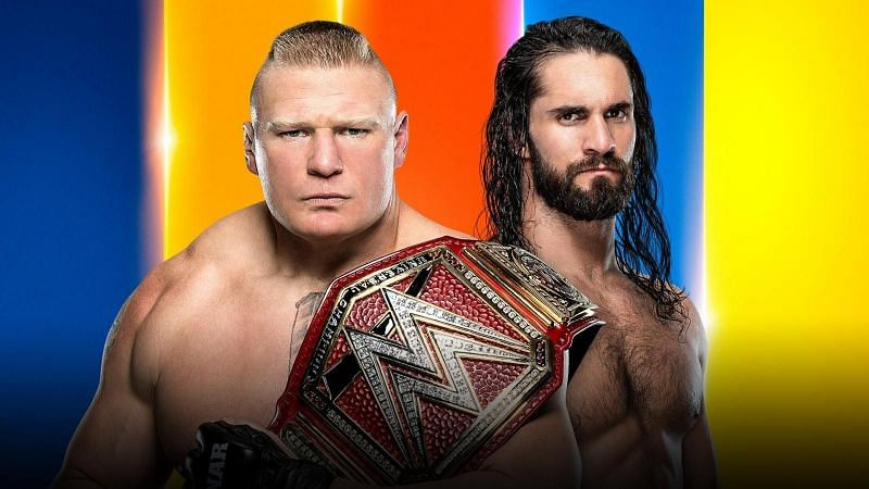 Can Rollins take back the Universal Title?