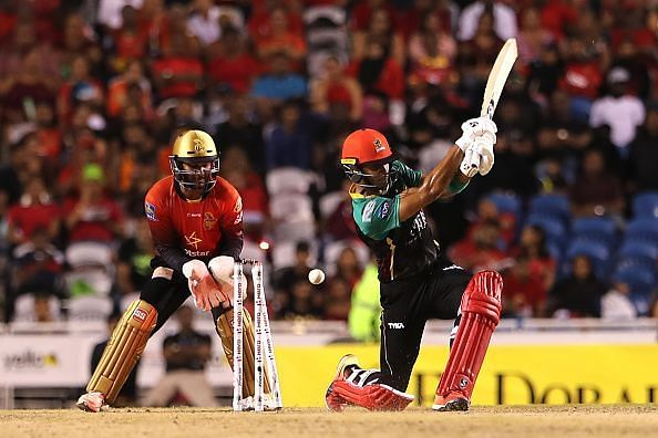Trinbago Knight Riders v St Kitts and Nevis Patriots - 2018 Hero Caribbean Premier League (CPL) Tournament