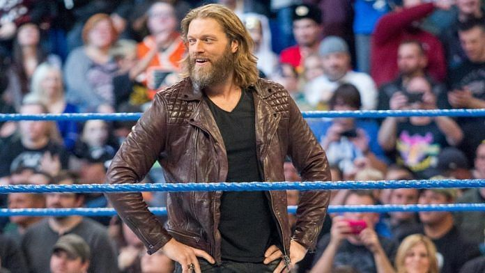 Edge has had sporadic appearances in WWE over the last few years