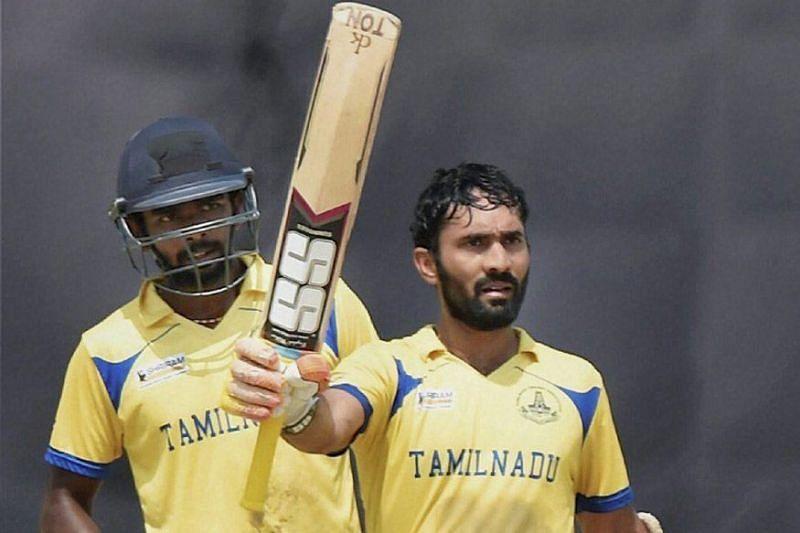 Dinesh karthik named as Tamilnadu captain in 2019 vijay hazare trophy
