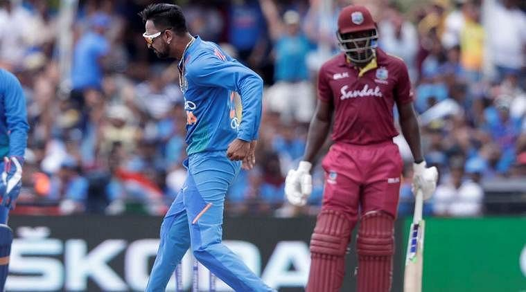 भारत बनाम वेस्टइंडीज टी20 सीरीज, 2019