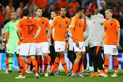 Netherlands Announce Provisional Squad For September Euro Qualifiers Veltman Included Tete Snubbed