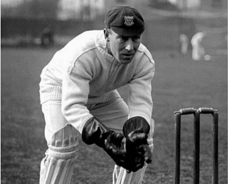 Harry Butt was a proficient wicket-keeper batsman.