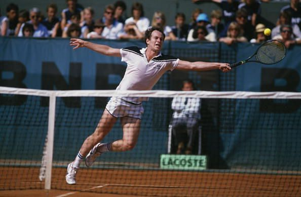 John McEnroe reached five US Open finals, winning 4 and losing 1