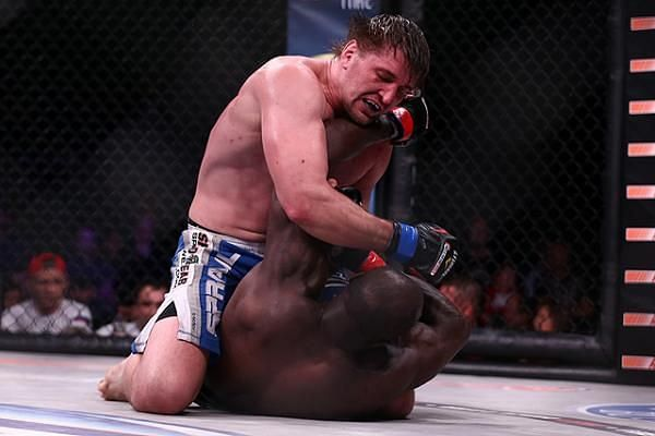 Vitaly Minakov is looking to get back into Bellator