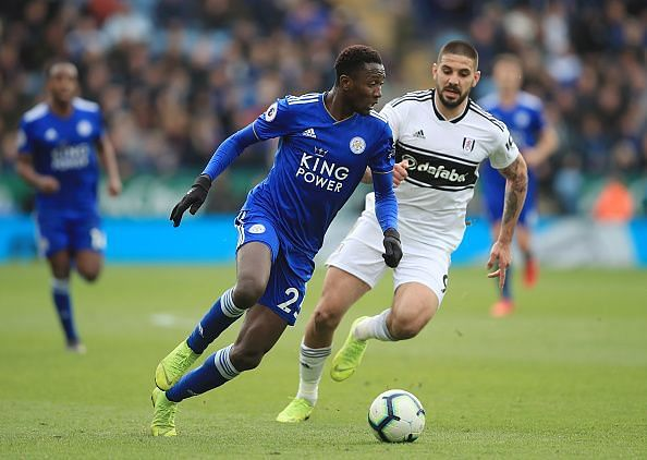 Leicester City have the services of the league