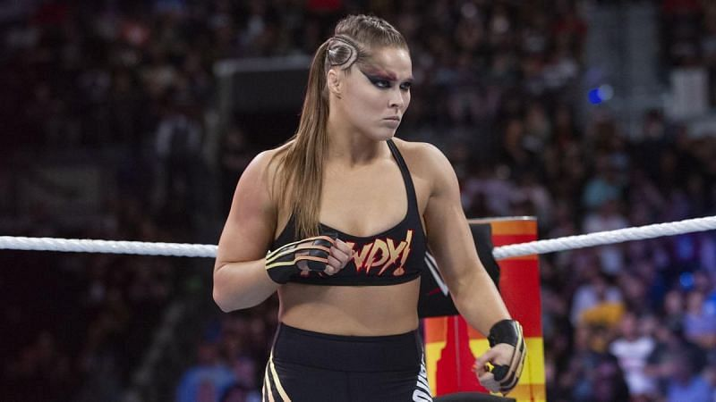 WWE needs to get Ronda Rousey involved in The Women