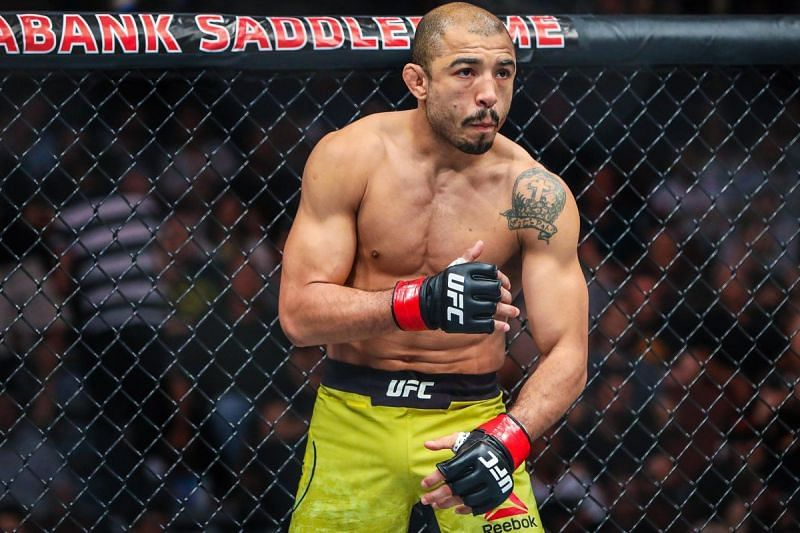 Jose Aldo could be dropping down to Bantamweight