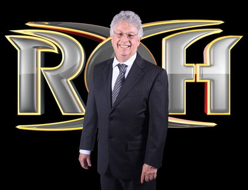 Joe Koff / Photo courtesy of Ring Of Honor