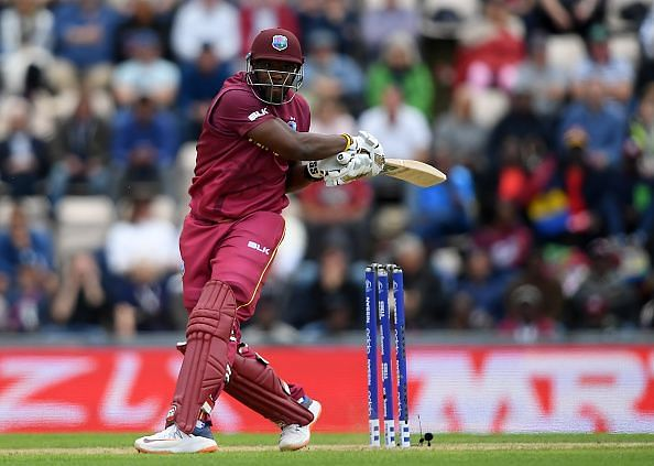 Andre Russell Displayed his sheer power once more, this time in Canada