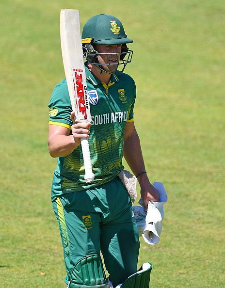 2nd Momentum ODI: South Africa v Bangladesh