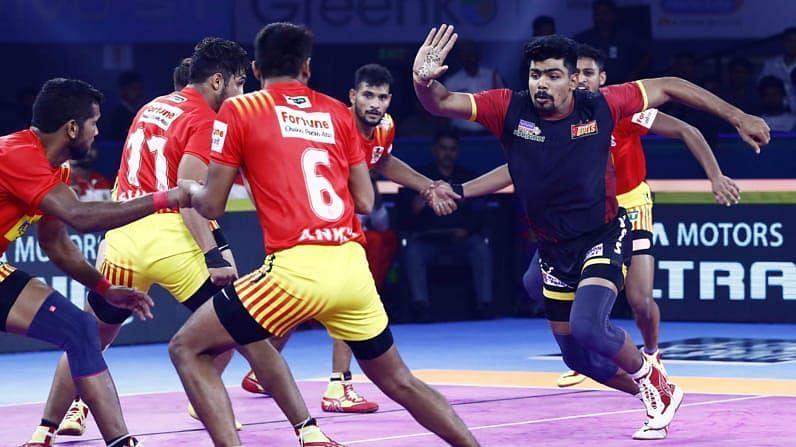 Gujarat Fortune Giants look to bounce back against Bengaluru Bulls tonight