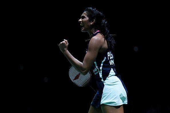 Victory for P V Sindhu