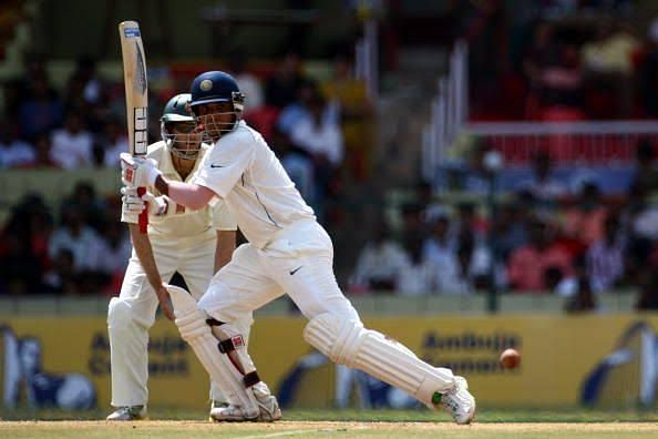India captain Sourav Ganguly used every bowler at his disposal including himself.