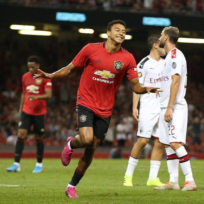 Man United beat AC Milan on penalties in the International Champions Cup