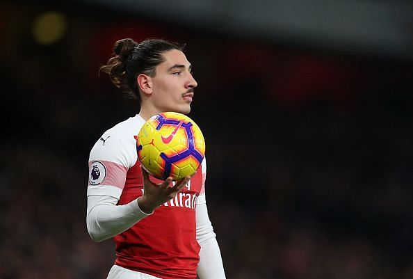 Hector Bellerin, who has been injured since January, has revealed that he will be returning to the Arsenal training ground sooner than expected.