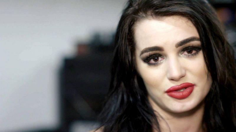 Paige did not succeed in her initial WWE try out
