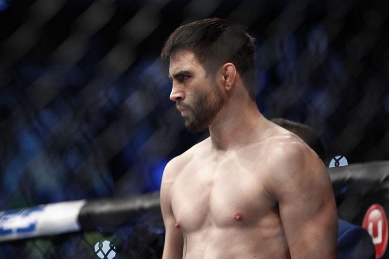 Carlos Condit is on the verge of a return
