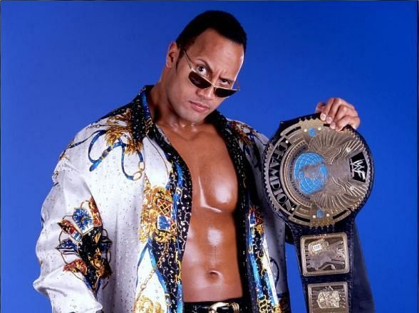 The Rock: The first man to become a six time WWE Champion