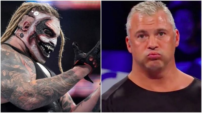 Shane McMahon and Bray Wyat were embroiled in separate feuds at SummerSlam