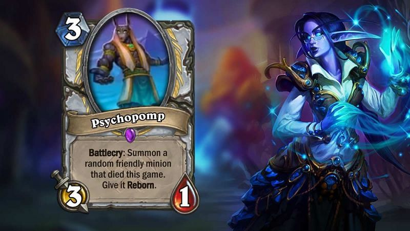 Image result for Psychopomp hearthstone