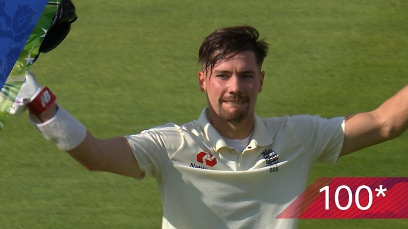 Rory Burns 125* helps England end day 2 in a strong position at 267 for 4Enter caption