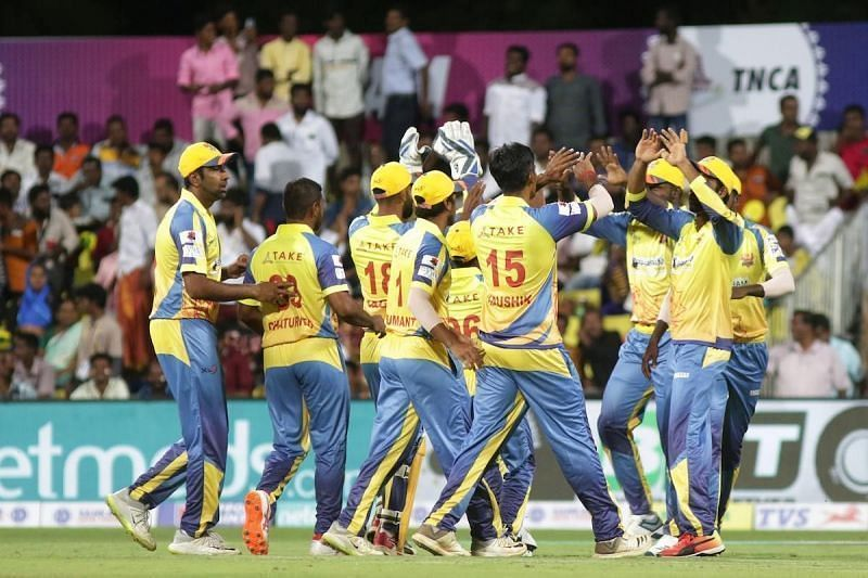 Chepauk Super Gillies emerged as the champions of TNPL 2019