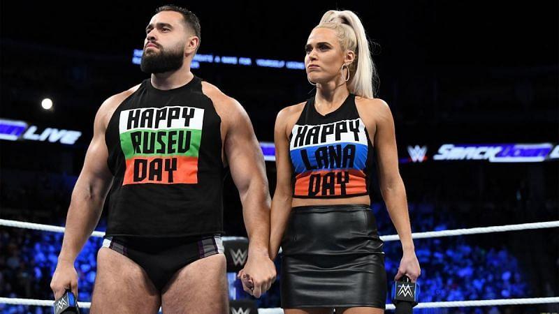 WWE Rumors: Update on Rusev and Lana's WWE status